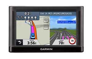 Garmin nuvi 42 Driving guidance