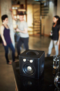 TDK V513 Wireless Sound Cube Speaker
