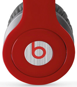 Beats by Dr. Dre (Solo HD) RED Edition On-Ear Headphones