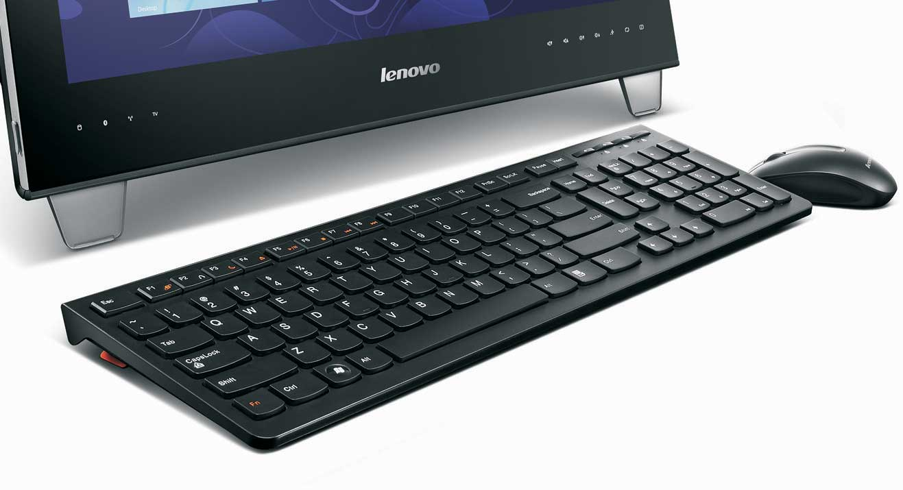 Lenovo Ideacentre B340 21 5 Inch Touchscreen All In One Pc