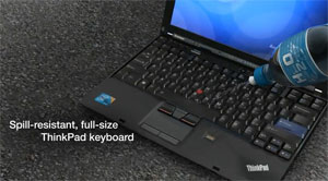 Spill-resistant Keyboard