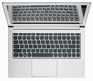 The comfortable and innovative Breathable Keyboard technology draws air in through the keys, keeping you cool.