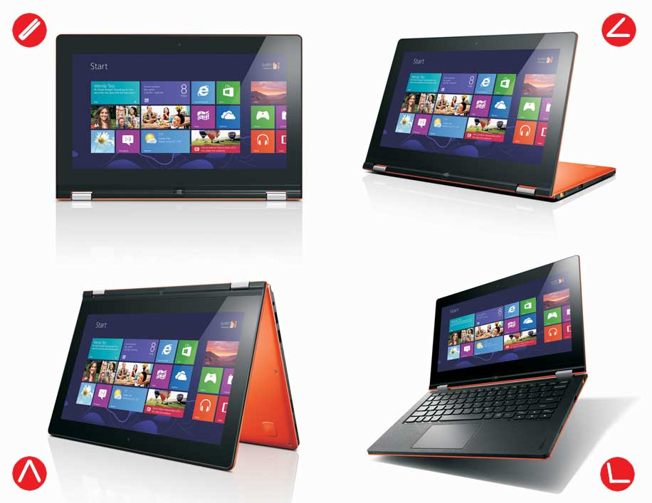 Lenovo Yoga 11s 11 6 Inch Touch Laptop Orange Intel Core I3 4020y 1 5ghz 4gb Ram 128gb Ssd Intel Integrated Graphics Bluetooth Camera No Dvdrw Windows 8 1 Home Premium Amazon Co Uk Computers Accessories