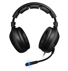 Stunning 5.1 surround sound headset with LED microphone