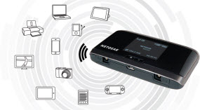 Connect WiFi devices eg. Smartphone, laptop, printer, camera, tablet or tower