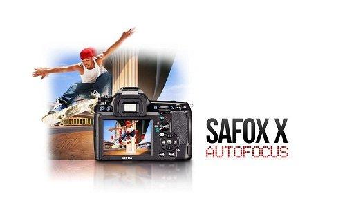 Nouveau module SAFOX X