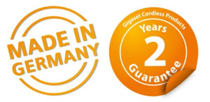 Gigaset phones are manufactured in Germany to exacting specifications, allowing you to enjoy an extended 2 year guarantee