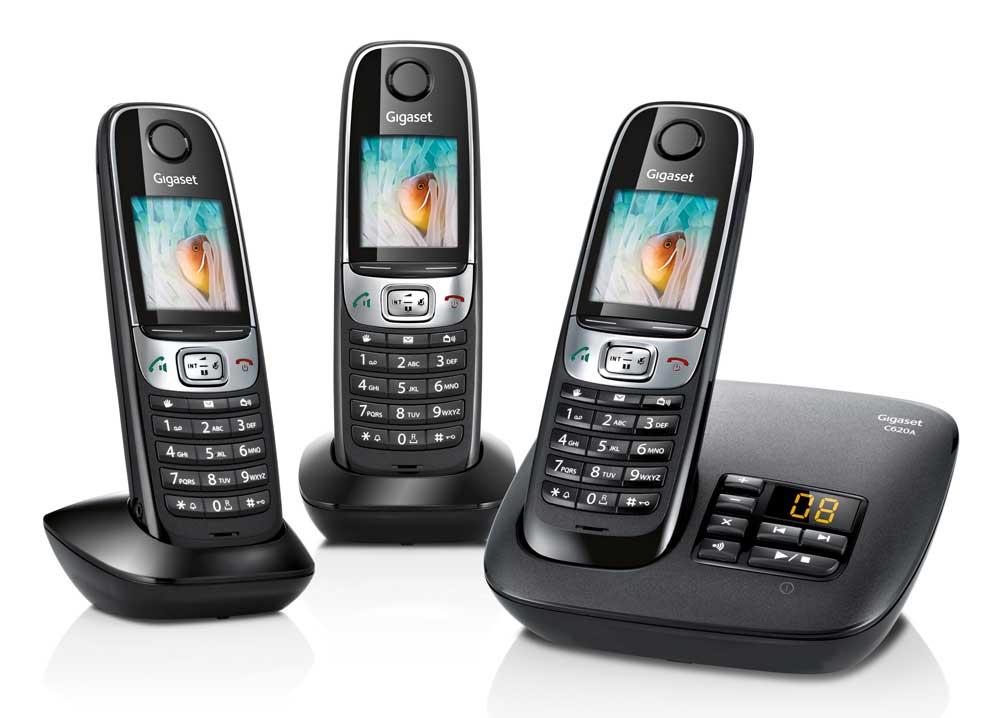 Gigaset C620a Nuisance Call Blocking Cordless Phone