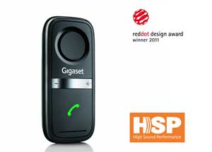 As well as having an award-winning design the Gigaset L410 is full of features including HSP-quality sound