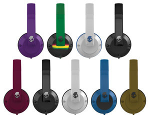 Skullcandy Uprock 2.0 On-Ear Headphones