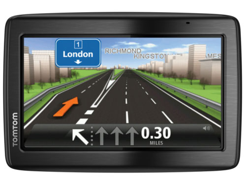 TomTom Via 130 EU GPS Unit: Amazon.co.uk: Electronics
