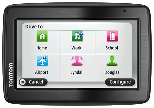 TomTom Via 130 UK GPS Unit: Amazon.co.uk: Electronics