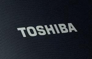 Toshiba NB520 close-up