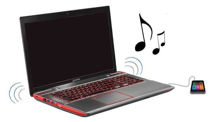 how to turn sound up toshiba laptop