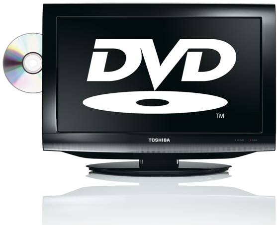 toshiba 22dv713b 22 inch widescreen hd ready lcd tv dvd combi with freeview black. Black Bedroom Furniture Sets. Home Design Ideas