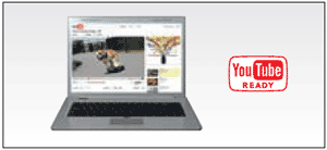 Upload your videos straight to Facebook and YouTube