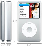 apple ipod classic 160gb black discontinued by manufacturer rh amazon co uk iPod Case Cool Classics iPod Classic 160GB Case