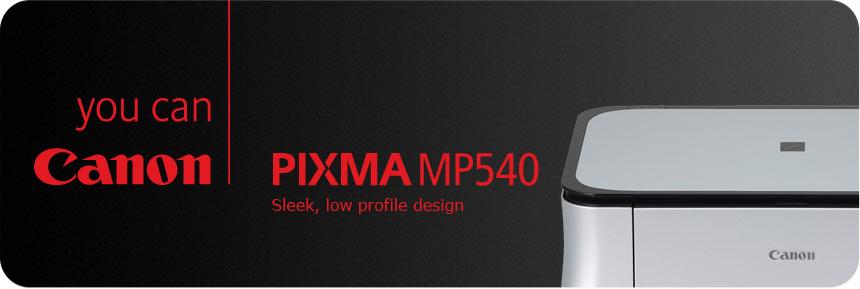 Canon PIXMA MP540