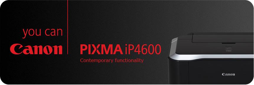 Canon PIXMA iP4600 Printer Windows 8 X64 Driver Download