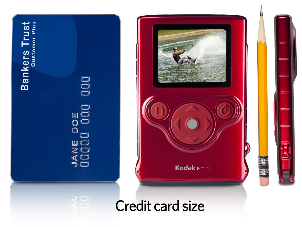 kodak mini pocket waterproof video camera amazon co uk camera photo rh amazon co uk Kodak Zi6 User Guide kodak mini video camera zm1 user guide