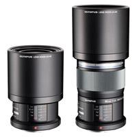 Optional reversible LH-49 lens hood