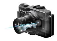 Olympus XZ-2 with high quality 4x wide-angle iZUIKO DIGITAL lens