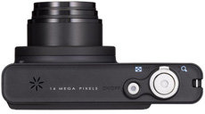 18x optical zoom with 25mm wide-angle coverage to handle a variety of subjects and scenes