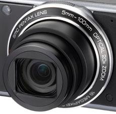 20X optical zoom, 28mm wide-angle