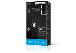 MM 80i TRAVEL in-ear headset with smart in-line remote by Sennheiser