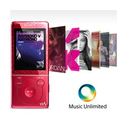 Access millions of songs using Music Unlimited.
