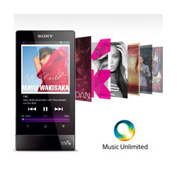 Music Unlimited.