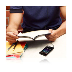 Movies, music, games and apps on this Android powered mp3 with 16GB of memory.