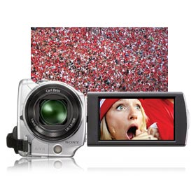 Use the 60x   Optical Zoom to fill the frame with distant scenes.