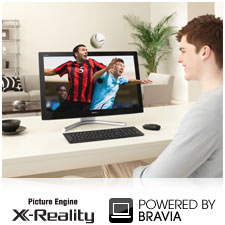 An amazing big screen 3D* experience with faster, sharper, brighter pictures and wider viewing angles.
