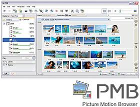 PMB MOTION LOGICIEL TÉLÉCHARGER BROWSER PICTURE