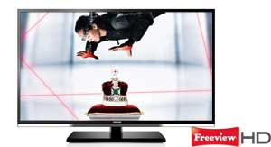 Enjoy your favourite TV programmes in stunning HD for free with the built-in Freeview HD tuner.