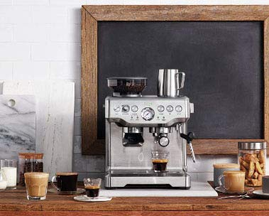 Coffee Machine Product Finder