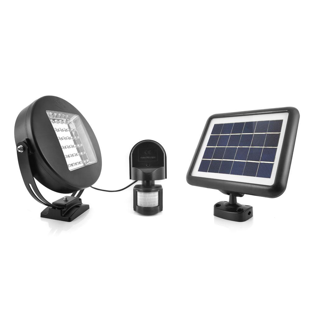 SolarCentre Eye Solar Security Light: Amazon.co.uk: Garden