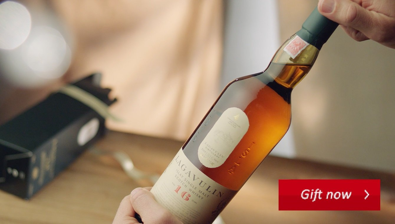 Lagavulin 16 Year Old - Buy Now