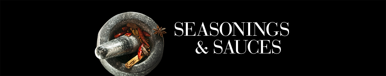 Luxury Seasonings & Sauces