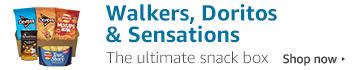 Walkers,Sensations and Doritos