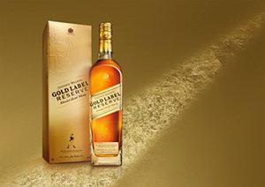 Johnnie Walker Gold Label Reserve Whisky 70cl