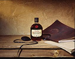 Pampero Aniversario Rum Bottle visual