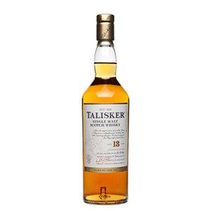 Talisker 18 Year Old bottle visual