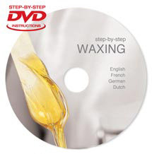 Total Body Waxing instruction DVD
