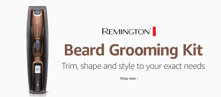 Remington all-in-one Grooming Kit