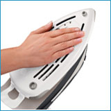 Philips Azur GC4641 2400W Easy Glide Soleplate
