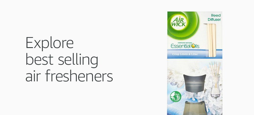 Explore best selling air fresheners