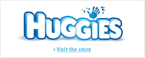 Visit the New Huggies Store