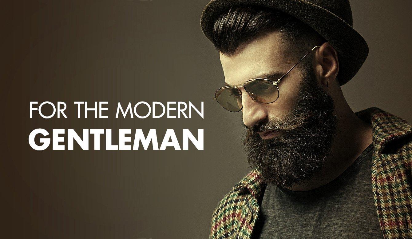 For the modern man gentleman